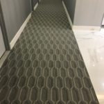 Hallways Carpet for School in Miami