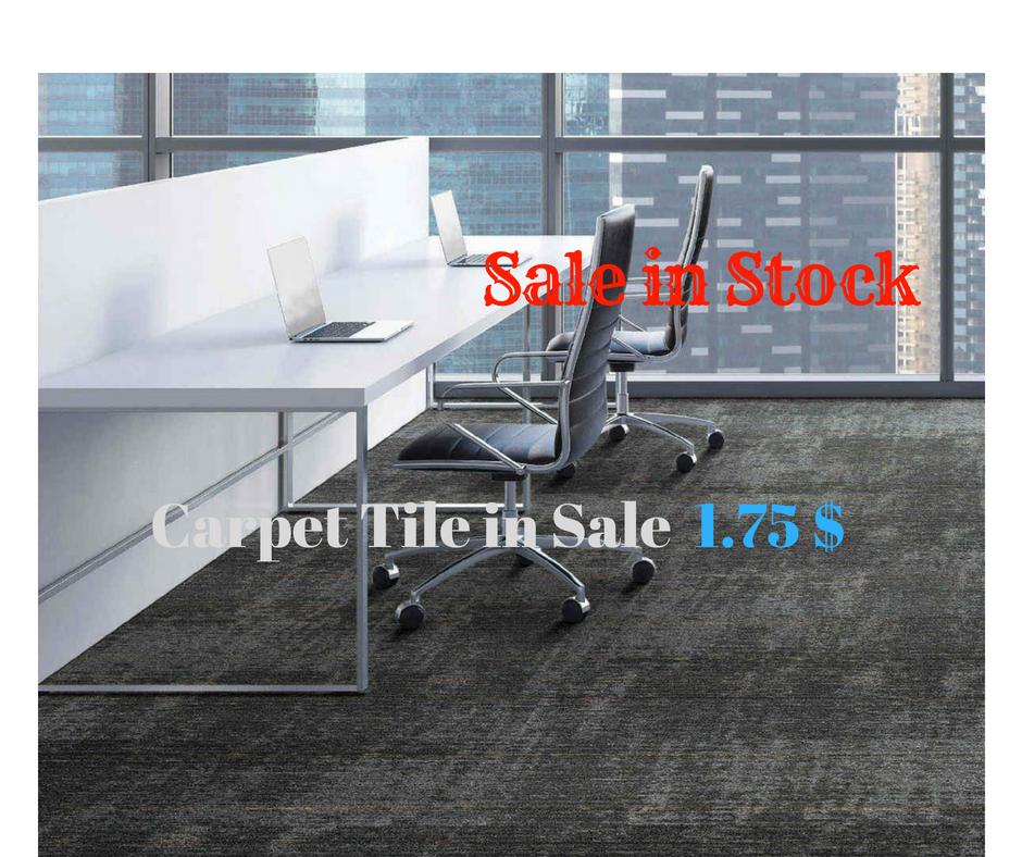 Sale Carpet Tile 1.75 $ (1)